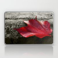 Fall Leaf Laptop & iPad Skin