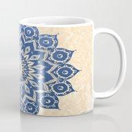 ókshirahm Sky Mandala Mug