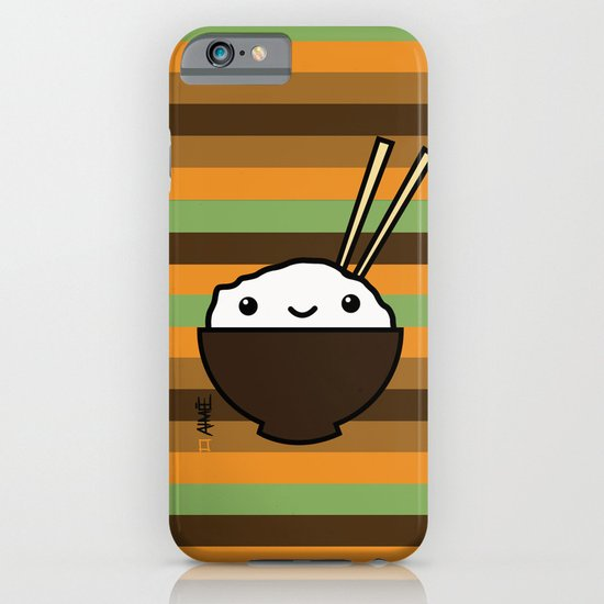 Ricebowl iPhone & iPod Case