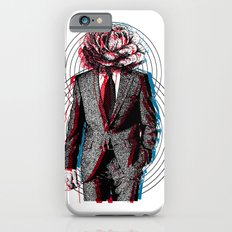 l'homme à la tête de chou iPhone 6s Slim Case