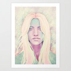 Asteria Art Print