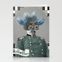 Sgt. Sputnik Stationery Cards