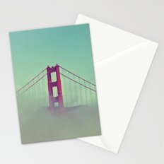 Good Morning San Francisco Stationery Cards