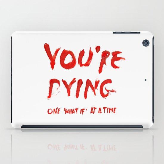 What if iPad Case