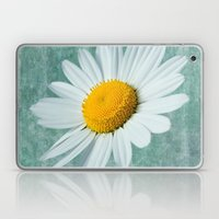 Daisy Head Laptop & iPad Skin