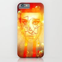 iPhone & iPod Case featuring The Girl UnWound by Eleigh Koonce