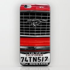 Ride the Pony iPhone & iPod Skin