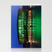 Wales Millennium Centre Stationery Cards