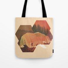 POLYBEAR Tote Bag