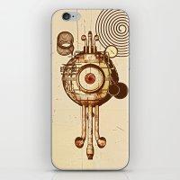 hypnotism iPhone & iPod Skin