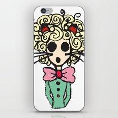 Ms Meow iPhone & iPod Skin