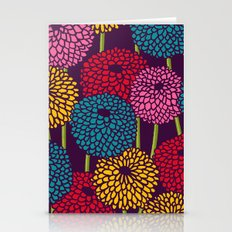 Full of Chrysant Stationery Cards