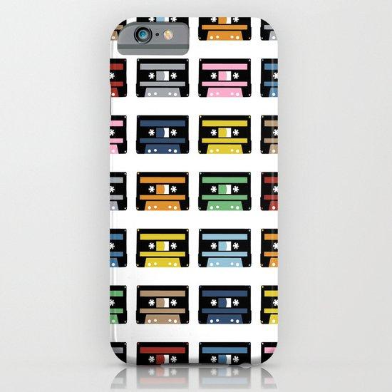 Rainbow Black Tapes iPhone & iPod Case