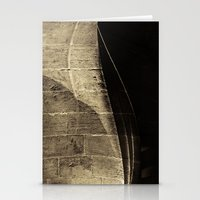 Sweeping Stationery Cards