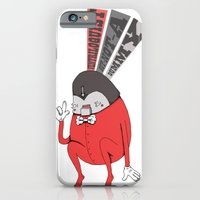 iPhone & iPod Case featuring Ventriloquist by Binnyboo