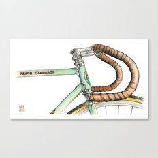 Bianchi Pista Classica Canvas Print