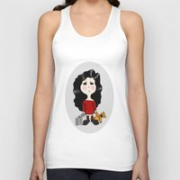 Cartoon Unisex Tank Top