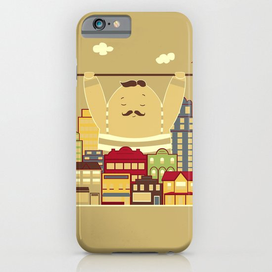 Shoplifter! iPhone & iPod Case