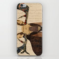 Moose Collage iPhone & iPod Skin