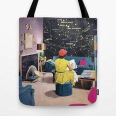 STAR CHART Tote Bag