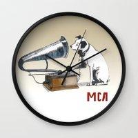 ANALOG Zine Wall Clock