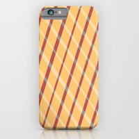 iPhone & iPod Case featuring Pitter Pattern 1 by clickybird - Belinda Gillies