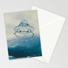 UFO III Stationery Cards
