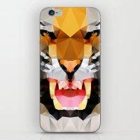 Tiger - Geo iPhone & iPod Skin