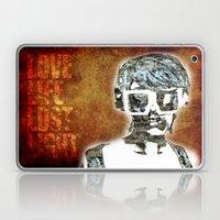 Love Life Lust Light Laptop & iPad Skin