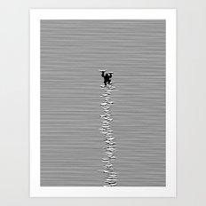 kongalism Art Print