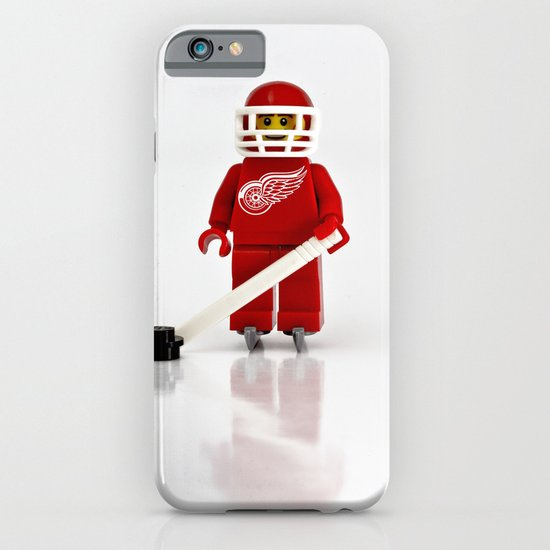 Red Wings Pride iPhone & iPod Case