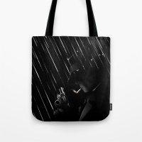 Rain Rain Go Away Tote Bag