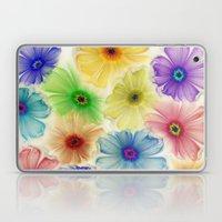 Flowers For Eternity Laptop & iPad Skin