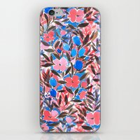 Nonchalant Vibrant iPhone & iPod Skin