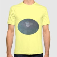 Dust Mens Fitted Tee Lemon SMALL