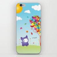 Le Kitteh iPhone & iPod Skin