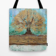 Summers Roots Tote Bag