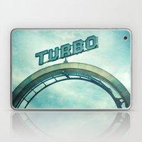 turbo Laptop & iPad Skin