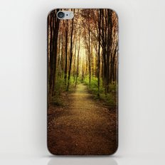 Woodland Wander iPhone & iPod Skin