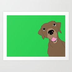 Dudley Art Print