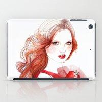 Lily iPad Case