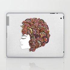 Her Hair - Les Fleur Edition Laptop & iPad Skin