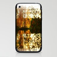 Reflection In October iPhone & iPod Skin