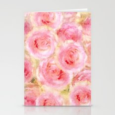Bed Of Roses Stationery Cards