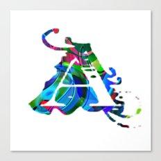 A art Canvas Print