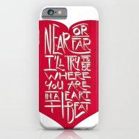 In a Heartbeat iPhone 6 Slim Case