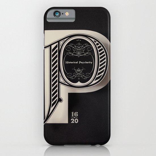 Historical Polarity iPhone & iPod Case