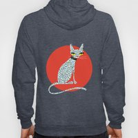 Wild House Cat Hoody