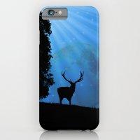 Moon & Deer - JUSTART © iPhone 6 Slim Case