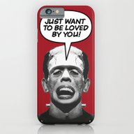iPhone & iPod Case featuring Norma Stein by Michael Perridge